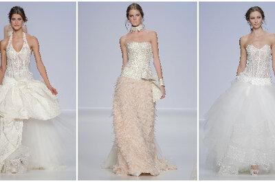 Vestidos de noiva de Jordi Dalmau 2014