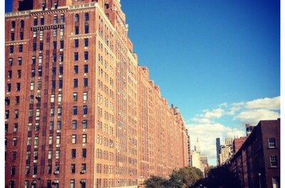 Em busca de inspiração para seu casamento nas ruas de Nova Iorque