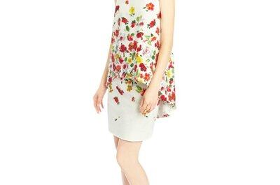 Vestido de fiesta 2015, estilos para una invitada que gusta vestirse con lo último de la moda