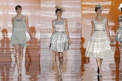 El glamour de Hollywood en su máxima expresión: Vestidos de fiesta primavera 2015 de Carla Ruiz