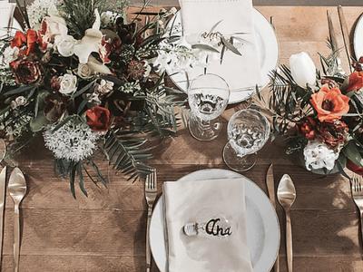 Hochzeitsbuffet oder serviertes Hochzeitsmenü? Tipps vom Hochzeitsplaner your perfect day