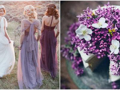 Como decorar seu casamento em tons de roxo: feminilidade e elegância no seu grande dia!