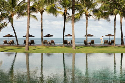 Los mejores hoteles para tu luna de miel en Bali