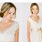 Suknia ślubna z kolekcji Saja Wedding na jesień 2013 roku, model: HB6565