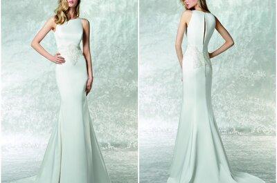 Descubre 30 románticos vestidos de novia Raimon Bundó 2016