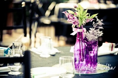 6 consejos para decorar tu boda