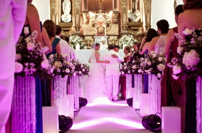 Wedding planner for a perfect destination wedding in Cartagena, Colombia