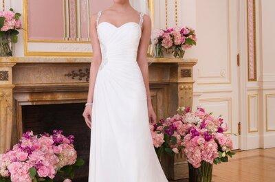 Die Brautkleider- Kollektion Sweetheart 2014