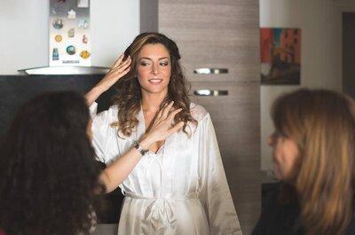 Le nuove tendenze make-up per la sposa Millennial, di giorno e di sera!