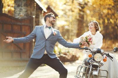 ¿Cómo organizar mi boda?… ¡Hay Motivo para festejar en grande!