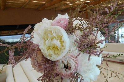 10 de las mejores florerías para bodas en México DF: Color, naturaleza y un entorno sin igual