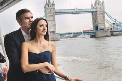 I Heart London: A Romantic Engagement Shoot in the Capital