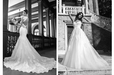 Conviértete en la novia más sexy con los vestidos de Bien Savvy para este 2014
