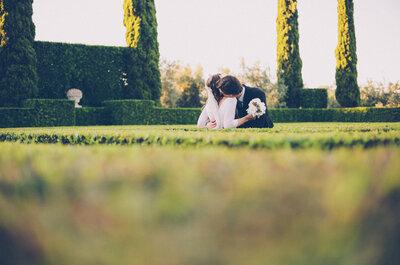 Bossanova Weddings: fotografía de boda natural, sencilla y espontánea