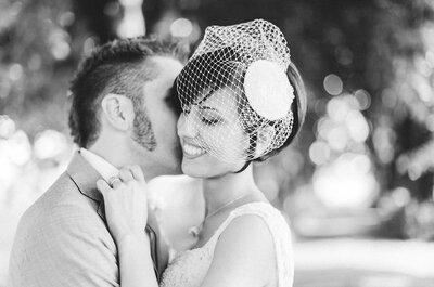 Velo a rete per la sposa 2016: un tocco vintage per il tuo look nuziale