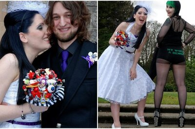 Una boda de miedo: ideas para casarse en Halloween