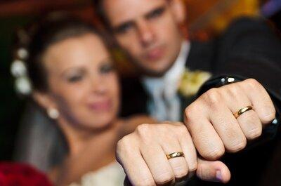 Um casamento cheio de alegria e emoção: Raquel e Pedro