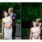 Brautkleid im klassischen Etui-Stil – Foto: Kristin Speed