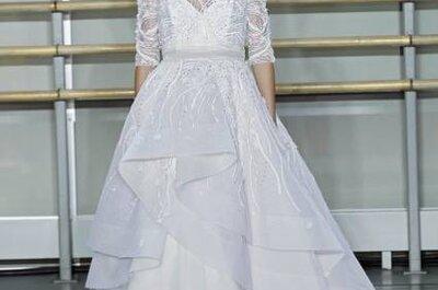 Vestidos de noiva Rivini coleção Outono 2013