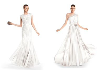 Sueños en la ciudad: Conoce la colección de vestidos de novia