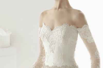 De la A a la Z: Esta es la guía perfecta para conocer todos los escotes de novia