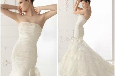 Sélection de robes de mariée Alma Novia 2013
