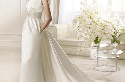 Colecção de vestidos de noiva St. Patrick 2013: 10 fotos para abrir o apetite