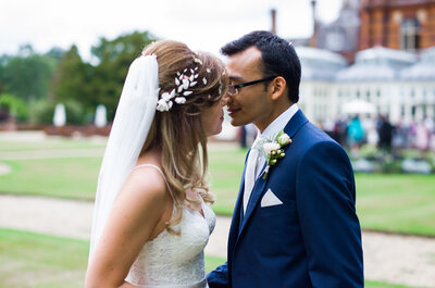 Real Wedding: The Beautiful Lovestory of Louise and Ayush