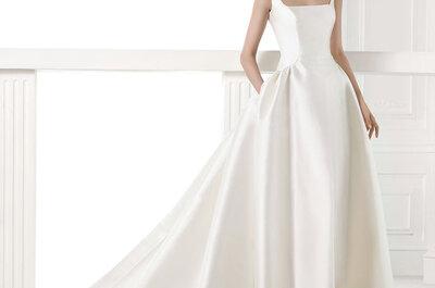 Abiti da sposa con le tasche 2015: non li trovi anche tu irresistibili!?