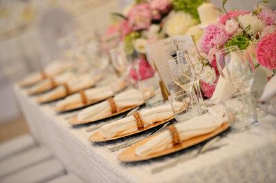 Encuentra el diseño perfecto para tu boda con la ayuda de los profesionales de Floè Events