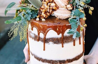 Drip Cake: The Wedding Cake that is Taking Over 2017!