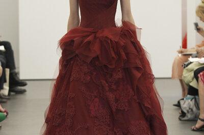 Bridal Collection Vera Wang Spring 2013