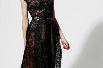 Abendkleider 2013 von Elie Saab – Eleganz und Glamour auf dem Laufsteg