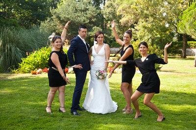 Profitez sereinement de votre mariage grâce à L'atelier du bonheur !