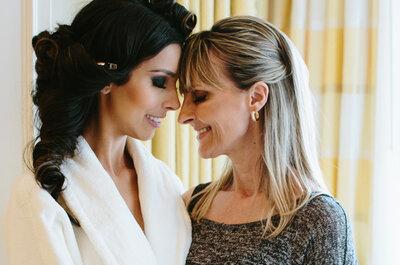 Mãe da noiva: um guia de estilo para arrasar!
