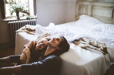 20 canzoni da ascoltare il giorno prima delle nozze: chiudi gli occhi e pensa positivo!