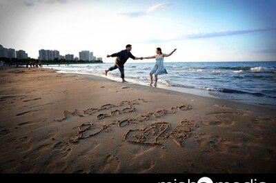 Wann Save the Date Karten verschicken – die moderne Art zur Ankündigung einer Hochzeit