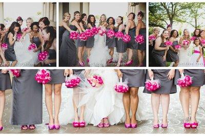 6 bonnes raisons de prévoir un cortège de filles à votre mariage