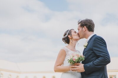 Le mariage franco-allemand de Linda + Jean-Victor à l'Arsenal de Metz