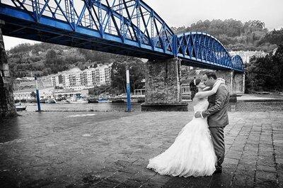Recuerda tu boda con las tiernas fotografías de Javier Troitiño Fotógrafo