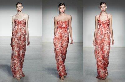 Ideias perfeitas para os vestidos de damas de honra