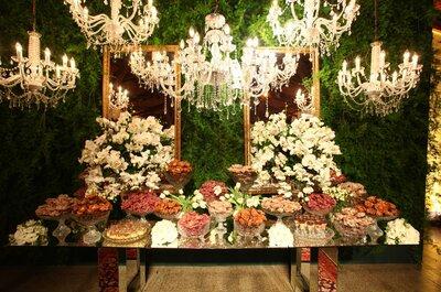Delonix Acessórios para Festa: especialmente para as noivas mais exigentes