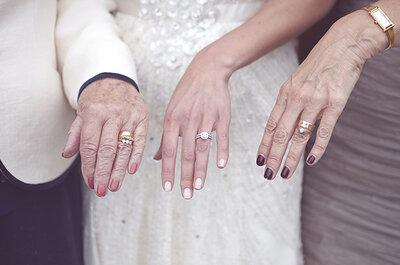 E se scegliessi la nonna come tua damigella di nozze?