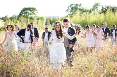 Laissez cette wedding planner installée en Languedoc-Roussillon concrétiser vos envies les plus folles