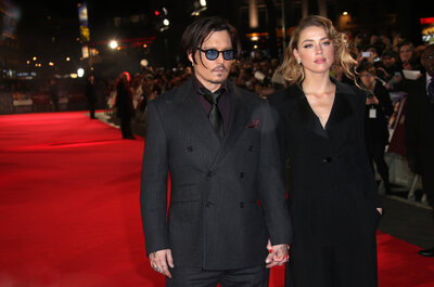 Johnny Depp and Amber Heard Get Married