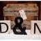 Una boda con detalles en color negro - Foto Meredith Lord Photography
