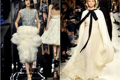 Самые красивые свадебные платья Fashion Week 2015 в Милане