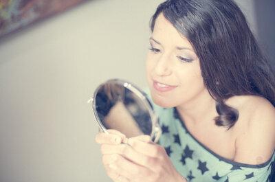 Lo que NO debes hacer en tu maquillaje de boda: los 12 peores errores que puedes cometer