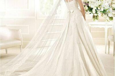 Os nossos vestidos de noiva preferidos da colecção La Sposa 2013
