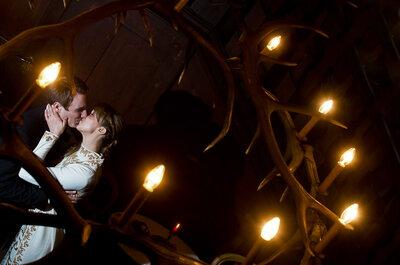 Hochzeit der Woche – Bilder von Hochzeitsfotografen Benni Wolf